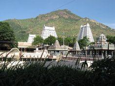 Tiruvannamalai - Lord Shiva temple- India