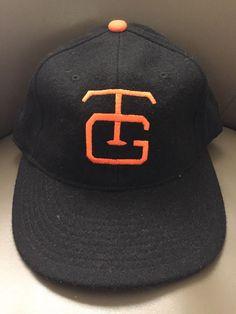 TOKYO GIANTS Baseball Cap Hat Fitted 7 3 8 Ebbets Field Flannels c50975817aba