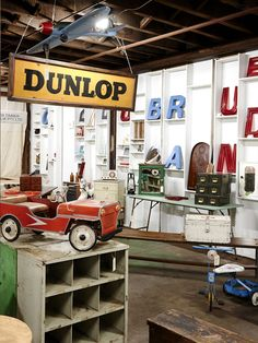 New vintage / industrial storeRepop, basedin the Young Husband Woolstore warehouse bulding in Kensington, Melbourne. Photo byEve Wilson for thedesignfiles.net