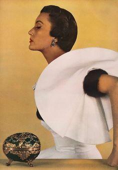 April Vogue 1950