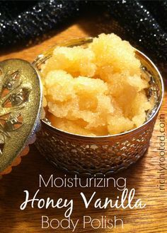 Treat yourself to this deliciously luxuriant sugar scrub the next time you take a bath! The ingredients are safe, and it only takes a few minutes to make.
