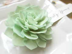20 Mint Wedding Place Cards Mint Place Cards  by companyfortytwo, $60.00