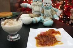 El dulce de lechoza y el manjar blanco: delicias para Navidad