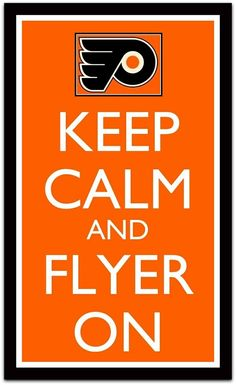 Flyers - Keep Calm