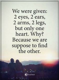 Soulmate and Love Quotes : QUOTATION – Image : Quotes Of the day – Description Soulmate Quotes : QUOTATION – Image : Quotes Of the day – Description quotes about finding the one Sharing is Power – Don't forget to share this quote ! Sharing is Power – Don& True Quotes, Great Quotes, Quotes To Live By, Motivational Quotes, Inspirational Quotes, Quotes Quotes, Qoutes, Deep Love Quotes, Finding Love Quotes