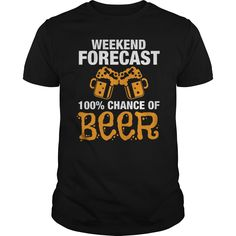 LTD - Wk Forecast 100% chance of Beer