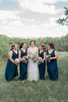 The details of Josie and Ben's wedding day couldn't have been anymore perfect. Bridesmaids, Bridesmaid Dresses, Wedding Dresses, Farm Wedding, Wedding Day, Inspirational Gifts, Initials, Bouquet, Tie