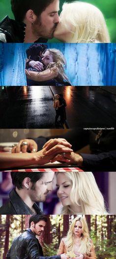 Once Upon a Time | Emma and Killian ♡
