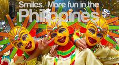 more fun in the philippines Philippines Tourism, Philippines Culture, Tourism Department, Web Gallery, Pinoy, Places Around The World, Manila, More Fun, Life Is Good