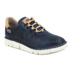 Pikolinos Vera W4L-6612 Zapatos de estilo casual para mujer hechos con  pieles. Diseño innovador con picados. La puntera tiene buena horma. El calce  es ... 7736a8ca811