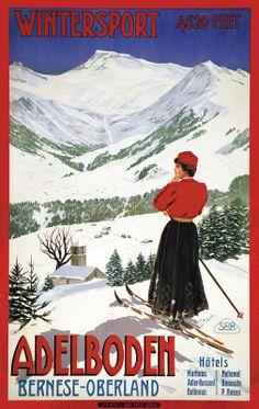 Adelboden ~ Bernese Oberland ~ Switzerland