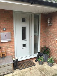 Omega Homestyle in Long Crendon has just installed this Solidor Genoa in our beautiful new Painswick colour.