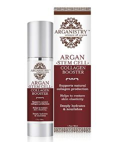 Love this Stem Cell Collagen Booster by Arganistry on #zulily! #zulilyfinds