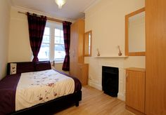 Holiday apartment to let in Russell Square, London.