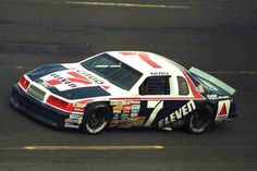 Kyle Petty #7 Wood Brothers