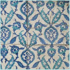 Turkish Tiles via alomadesign