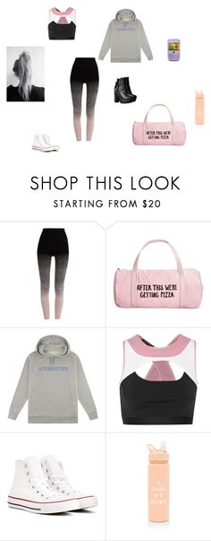 """Dance"" by evangalina on Polyvore featuring Pepper & Mayne, ban.do, Être Cécile, Live the Process and Converse"