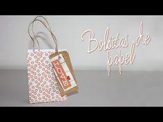 Bolsitas de Papel ♥ Paper Bags - YouTube