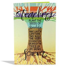 So Lucky To Have You As My Teacher!Teachers day messages greeting send this graceful greeting card for Teacher By Hallmark India Greeting Cards For Teachers, Teacher Cards, My Teacher, Teacher Gifts, Lucky To Have You, Give It To Me, Teachers Day Message, Help Me Grow, Simple Quotes