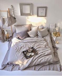 Yer yatağı hep güzel görünür gözüme :)