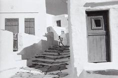 Henri CARTIER-BRESSON :: Siphnos, Greece, 1961