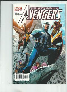 "AVENGERS 497-503 Plus ""Finale"" 1-shot! Fantastic Modern Age run from Marvel! http://r.ebay.com/FGeyVG"
