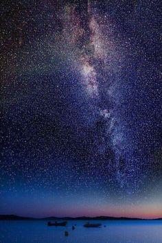 Milky Way ♥ Seguici su www.reflex-mania.com/blog