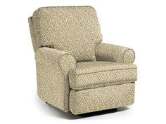 Shop for Best Home Furnishings Recliner with Inside Handle, 5NI24, and other Living Room Chairs at Best Home Furnishings - IFRAME in Ferdinand, IN. Style extends from the straight lines of the square back to the rounded, extra cushioned arms that are highlighted with contrasting cording.