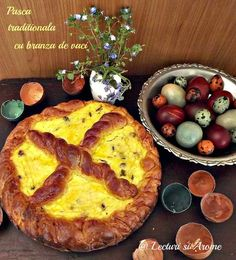 Romanian Food, Pastry And Bakery, Pepperoni, Biscotti, Allrecipes, Food And Drink, Pizza, Easter, Breakfast