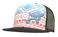 RopeSmart Colorful Aztec Women's Snapback Cap