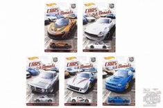 HOT WHEELS Car Culture : Cars & Donuts Hot Wheels Cars, Hungary, Donuts, Pop Culture, Scale Model, Frost Donuts, Beignets