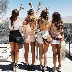 Imagen de friends, summer, and hair
