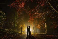 Perfect Bride, Perfect Couple, Autumn Wedding, Night Time, Wedding Inspiration, Wedding Ideas, Waterfall, Saints, Wedding Photos