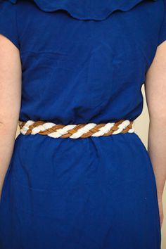 Braided Belt Tutorial « Sew,Mama,Sew! Blog