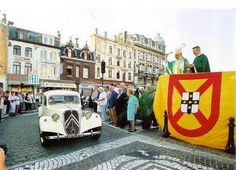 Blog de saintchristophe :Bénédiction des voitures Saint Christophe Tourcoing 59200, Citroën Traction Avant 11CV 1954