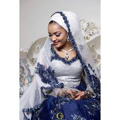 "10.2k Likes, 25 Comments - Africa's Top Wedding Website (@bellanaijaweddings) on Instagram: ""Sitting perfect Northern bride Fauziyya Photography: @giwarmataphotography Makeup:…"""