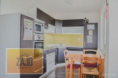 2 izbový byt v tichej a vyhľadávanej lokalite, ulica Veľ. Table, Furniture, Home Decor, Homemade Home Decor, Tables, Home Furnishings, Interior Design, Home Interiors, Desk