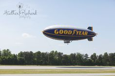Light Inspired Everyday » Blimp by Heather Richard Photography