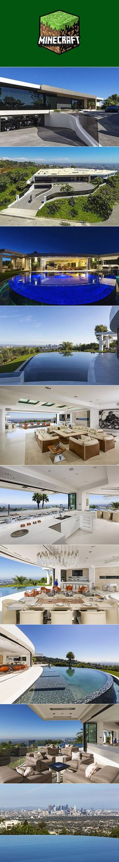 In case you needed a material transaction to illustrate just how much money Markus Persson, aka Notch, has having sold Mojang (and Minecraft) to Microsoft, take a look at this: the dude just paid $70 million (and maybe beat out Beyonce & Jay-Z) to buy the most expensive house in Beverly Hills.