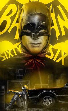'Batman' '66 poster