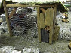 Base camp - Storage area by eris_artwork, via Flickr