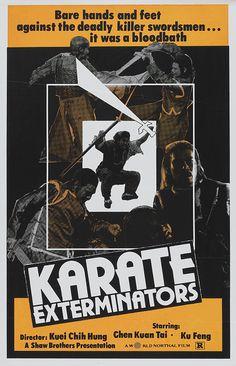 Karate Exterminators (1981)