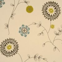 Items similar to Wholesale fabric yardage Emma Summerland Premier Prints grey blue green natural Home Decor upholstery Fabric by the Bolt, 27 yards! on Etsy Suzani Fabric, Floral Fabric, Pillow Fabric, Fabric Shower Curtains, Drapery Fabric, Wall Fabric, Bedroom Curtains, Fabric Shop, Fabric Wallpaper