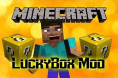 Lucky Block Mod 1.7.10/1.7.2/1.6.4 - Minecraft Mods, Resource Packs, Texture Packs, Maps