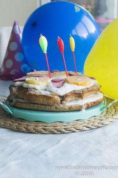 90 Yaş Pastası
