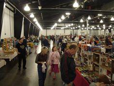 30th Annual Model Train & Railroadiana Show and Sale Raleigh, North Carolina  #Kids #Events