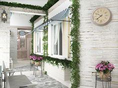 Дизайн-проект салона красоты г. Краснодар on Behance Nail Salon Decor, Beauty Salon Decor, Salon Interior Design, Cafe Interior, House Of Beauty, Beauty Room, Home Salon, Spa, Work Inspiration