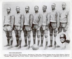 Old Photos Of Harlem   Old School Players: The Harlem Rens   The Sports Agent