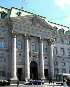 Banco de la Nación Argentina en Buenos Aires, Buenos Aires C.F.