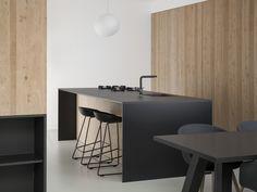 吧台椅 Garage apartment, Amsterdam by i29 interior architects